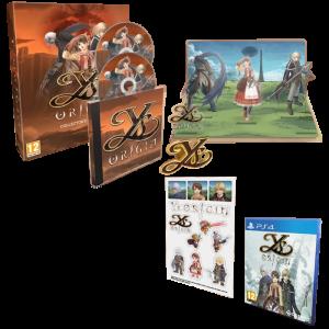 ys origin edition collector ps4 visuel produit