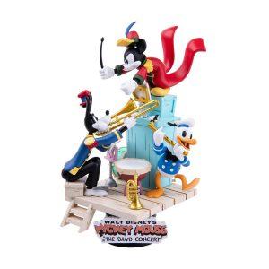 Diorama Disney Mickey concert