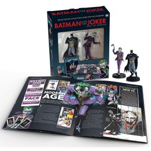 Figurines Batman et Joker