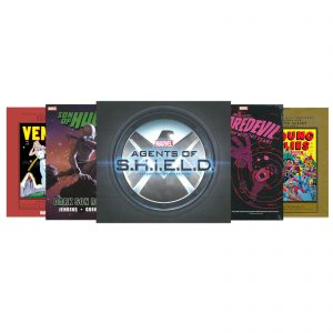 Marvel book bundle