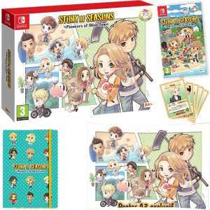 Story Of Seasons Pioneers of Olive Town Deluxe Edition Switch visuel produit