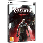 Werewolf The Apocalypse Earthblood pc visuel produit
