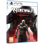 Werewolf The Apocalypse Earthblood ps5 visuel produit