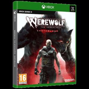 Werewolf The Apocalypse Earthblood xbox series x visuel produit