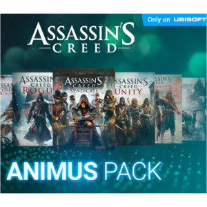 assassins creed animus pack pc visuel produit 2