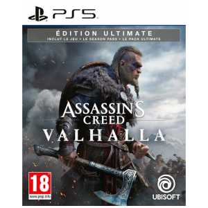 assassins creed valhalla ultimate edition ps5 visuel produit
