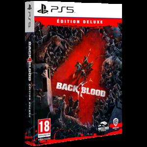 back 4 blood edition deluxe ps5 visuel produit