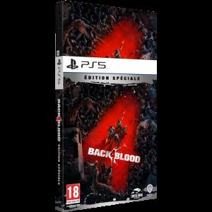 back 4 blood edition speciale ps5 visuel produit