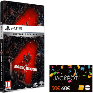 back-4-blood-edition-speciale-ps5-visuel-produit cartes jackpot fnac