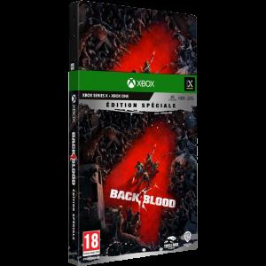 back 4 blood edition speciale xbox visuel produit