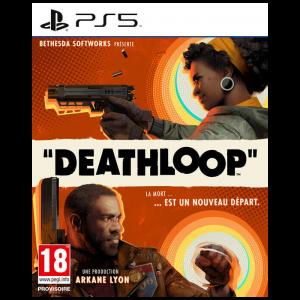 deathloop ps5 visuel produit