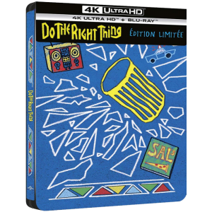 do the right thing steelbook 4k visuel produit