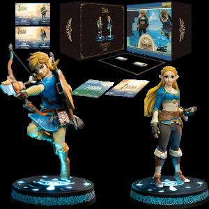 figurines first 4 figures f4F zelda link pack deluxe premium