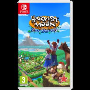 harvest moon one world switch visuel produit