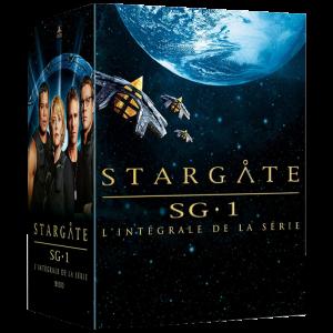 intégrale stargate sg1 visuel produit