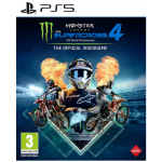 monster energy supercross 4 ps5 visuel produit