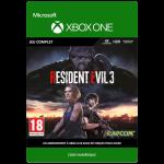 resident evil 3 remake visuel produit
