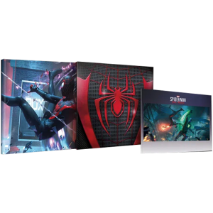 the art of marvel spiderman miles morales visuel produit