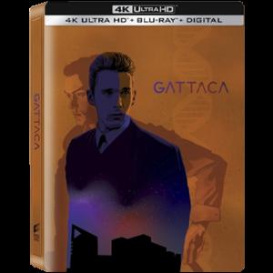 visuel produit bienvenue à gattaca 4k steelbook