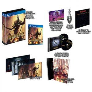 blasphemous collector ps4 visuel produit