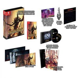 blasphemous collector switch visuel produit