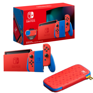 console nintendo switch edition mario visuel produit definitif