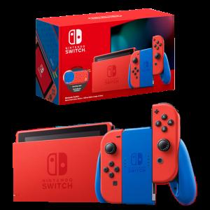 console switch edition mario visuel produit v1