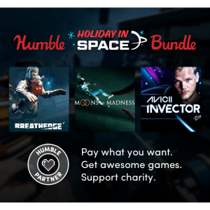 holiday in space humble bundle visuel produit
