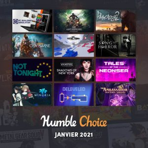 humble bundle janvier 2021 capture