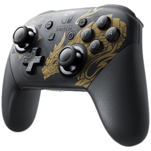 manette switch monster hunter rise visuel produit