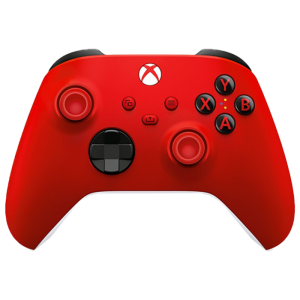 manette xbox series x red pulse visuel produit