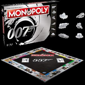 monopoly 007 visuel produit