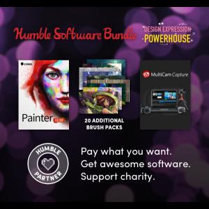 pack design pc humble bundle visuel produit