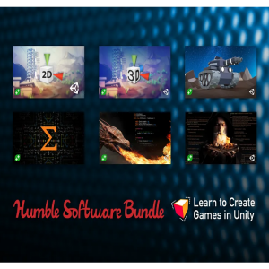 pack humble bundle unity developper