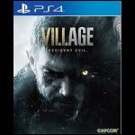 resident evil 8 village ps4 visuel produit