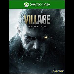 resident evil 8 village xbox one visuel produit