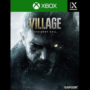 resident evil 8 village xbox series x visuel produit