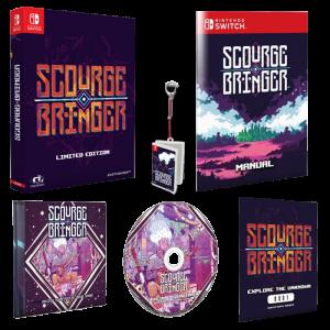 scourge bringer limited edition switch visuel produit
