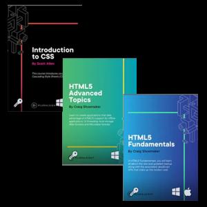 Pack « apprendre le développement Web » visuel produit