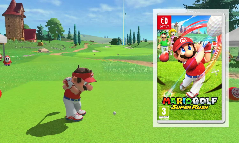 SLIDER mario golf super rush switch v1