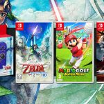 SLIDER nintendo direct zelda skyward sword ninja gaiden master collection mario golf super rush
