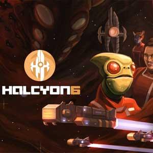 halcyone 6 PC visuel produit