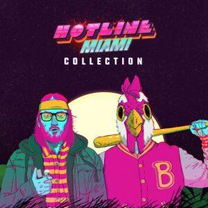 hotline miami collection ps4 visuel produit