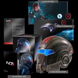 mass effect legendary collector visuel produit