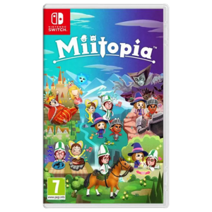 miitopia switch visuel produit