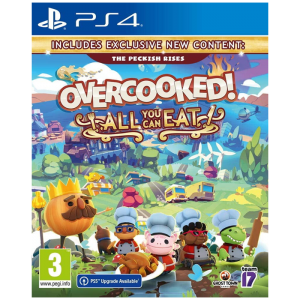 overcooked all you can eat ps4 édition visuel produit