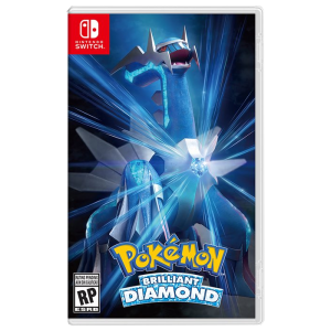 pokémon diamant switch visuel produit