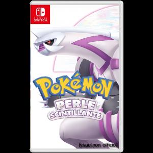 pokemon perle scintillante visuel produit non officiel provisoire switch