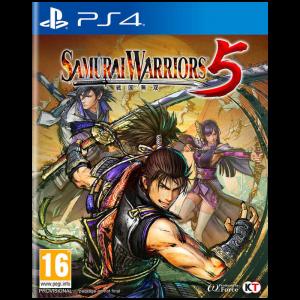 samurai warriors 5 ps4 visuel produit def