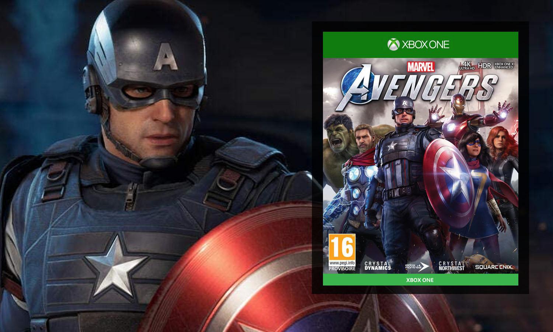Test de Marvel's Avengers sur Xbox Series X